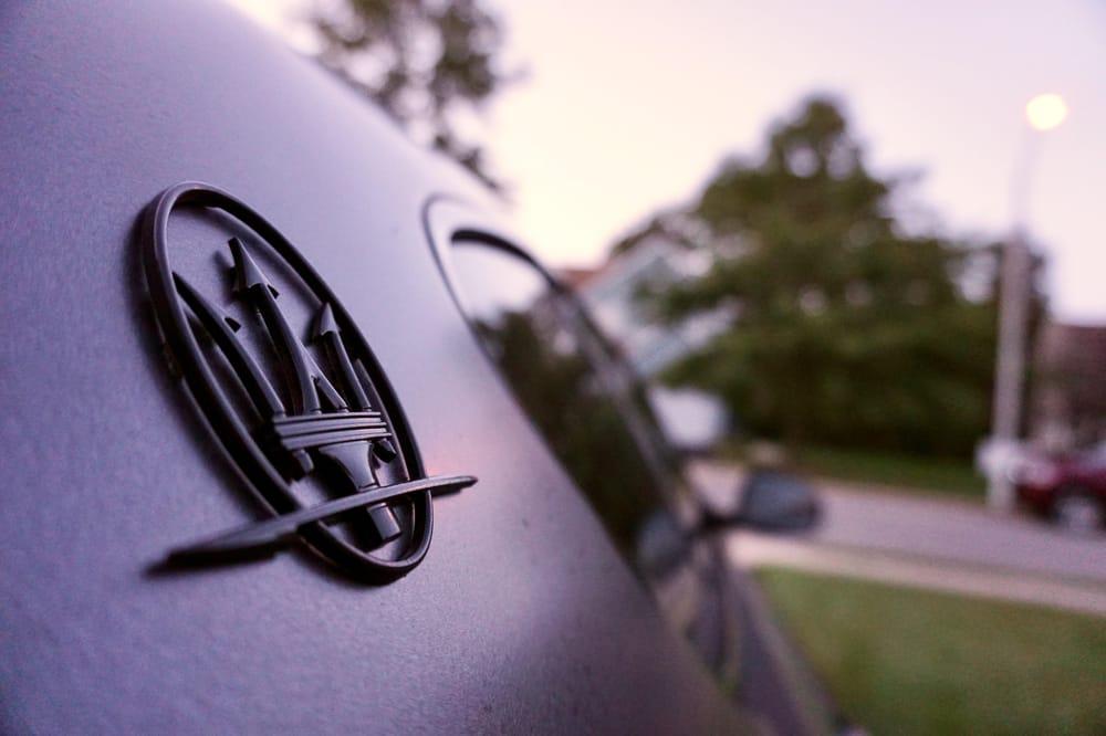 Class Project - Maserati - image 1 - student project