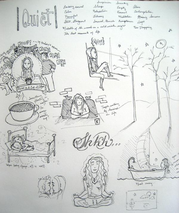A Quiet Bath - image 3 - student project