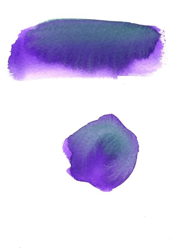 Endless possibilities with watercolor textures - image 1 - student project