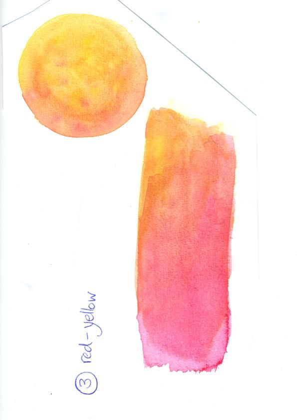 Endless possibilities with watercolor textures - image 3 - student project
