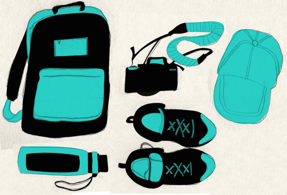 Tools of the Trade - Traveler - image 2 - student project
