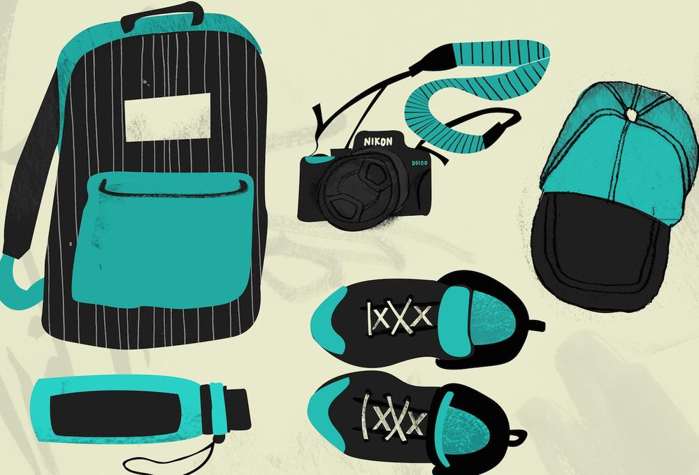 Tools of the Trade - Traveler - image 4 - student project