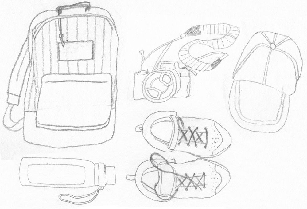 Tools of the Trade - Traveler - image 1 - student project