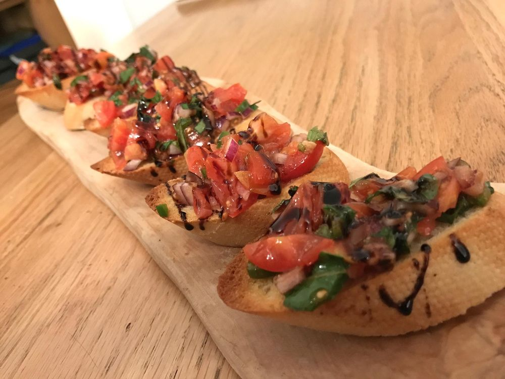 My attempt at Bruschetta - image 6 - student project