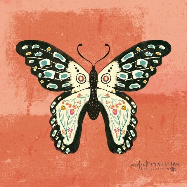 Butterfly series #1 - image 1 - student project
