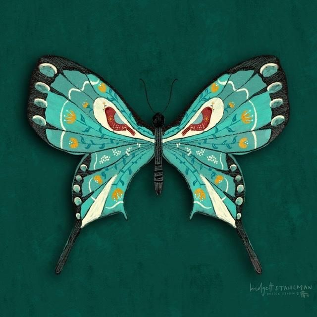 Butterfly series #1 - image 2 - student project