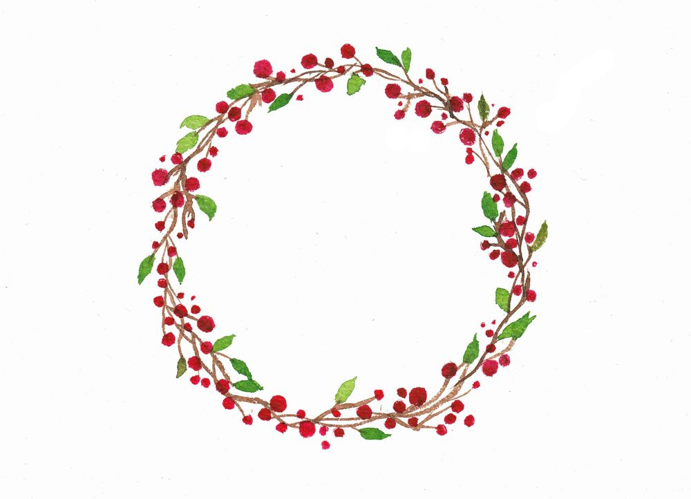 Wreath Practice - image 1 - student project