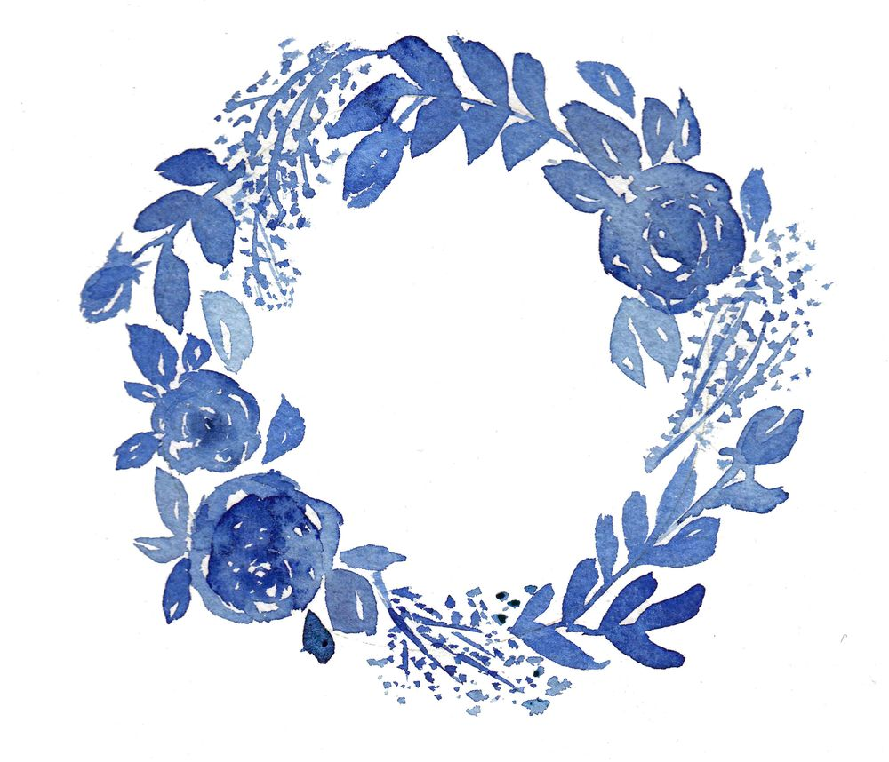 Wreath Practice - image 10 - student project