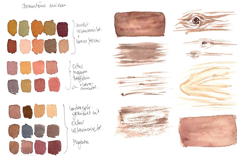 Painting Wood on Good Friday - image 1 - student project