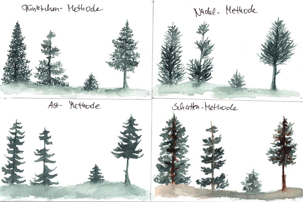 trees, trees, trees - image 2 - student project