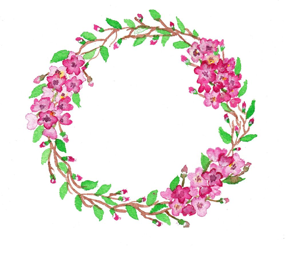 Wreath Practice - image 7 - student project