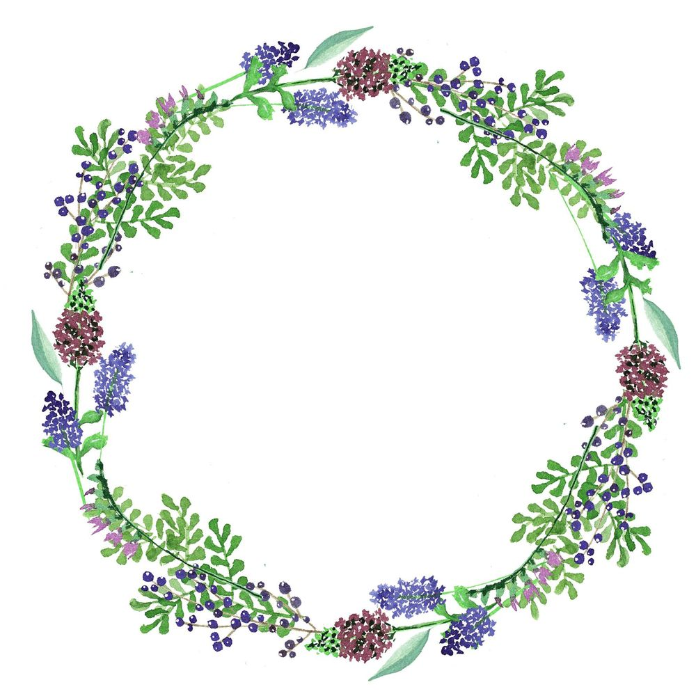 Wreath Practice - image 5 - student project