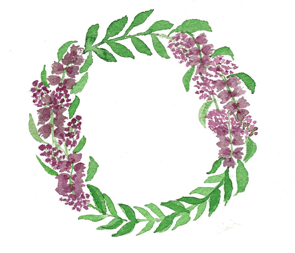 Wreath Practice - image 9 - student project