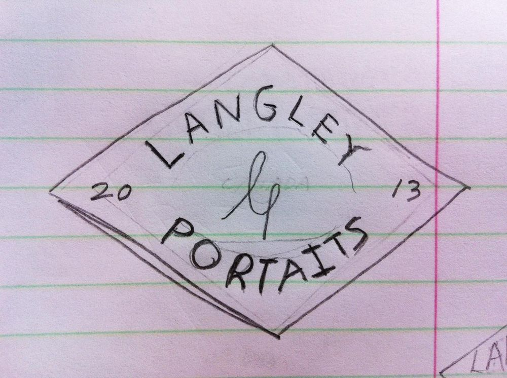 Langley Portraits - image 9 - student project