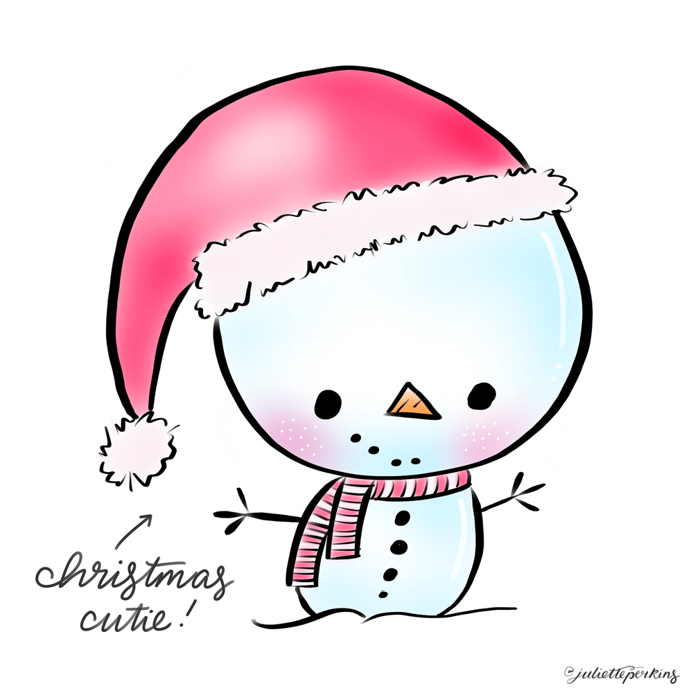 Christmas Cutie! - image 1 - student project