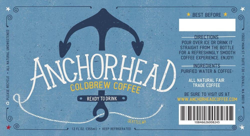 Anchorhead Coldbrew Coffee - image 3 - student project