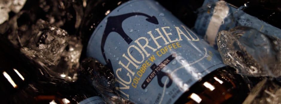 Anchorhead Coldbrew Coffee - image 1 - student project