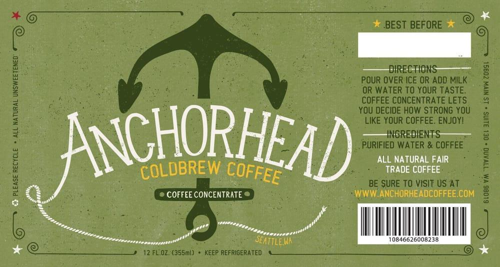 Anchorhead Coldbrew Coffee - image 5 - student project