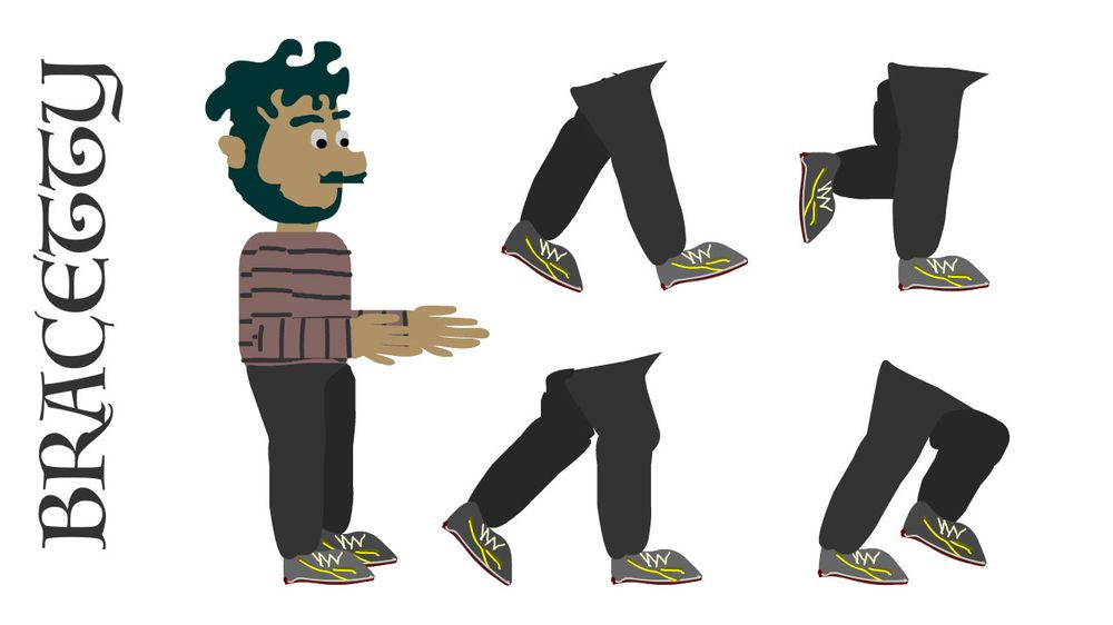 First Animation ever (: this is me lol - image 2 - student project