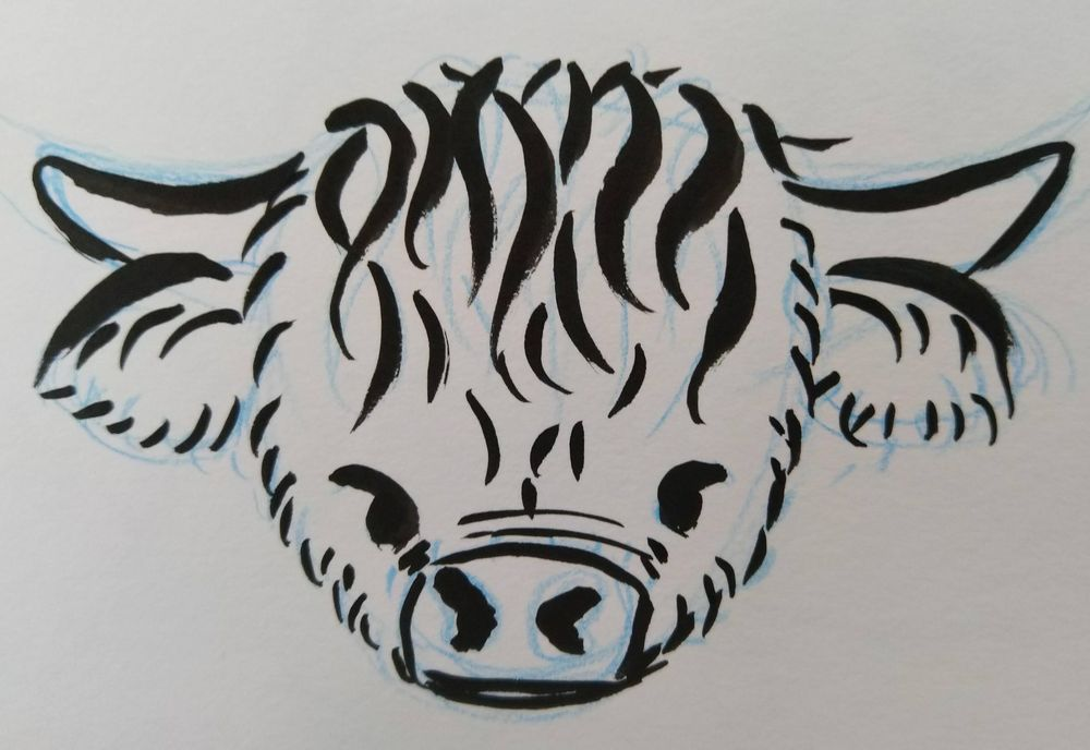 A Wee Coo - image 1 - student project
