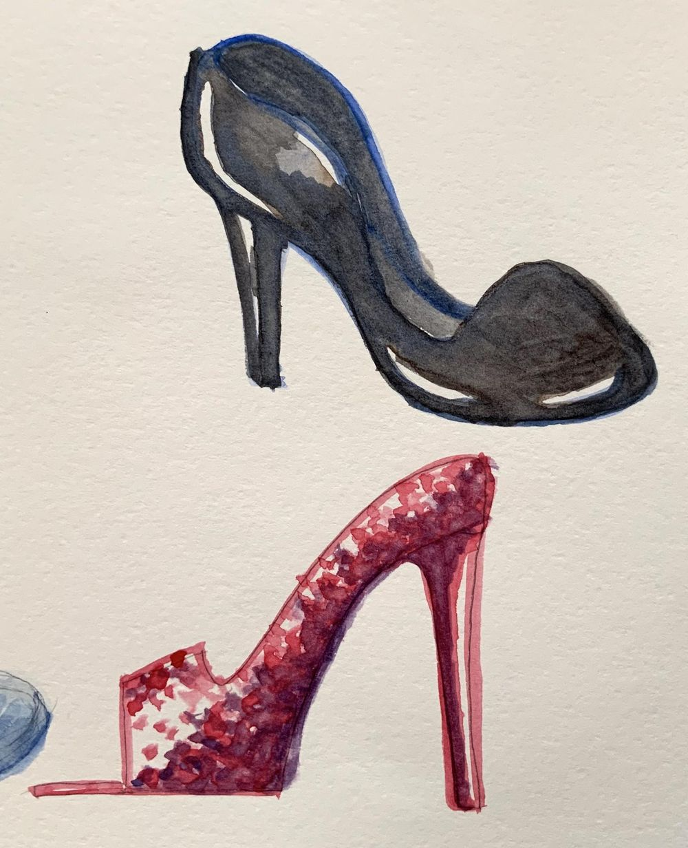 Shoes - image 1 - student project