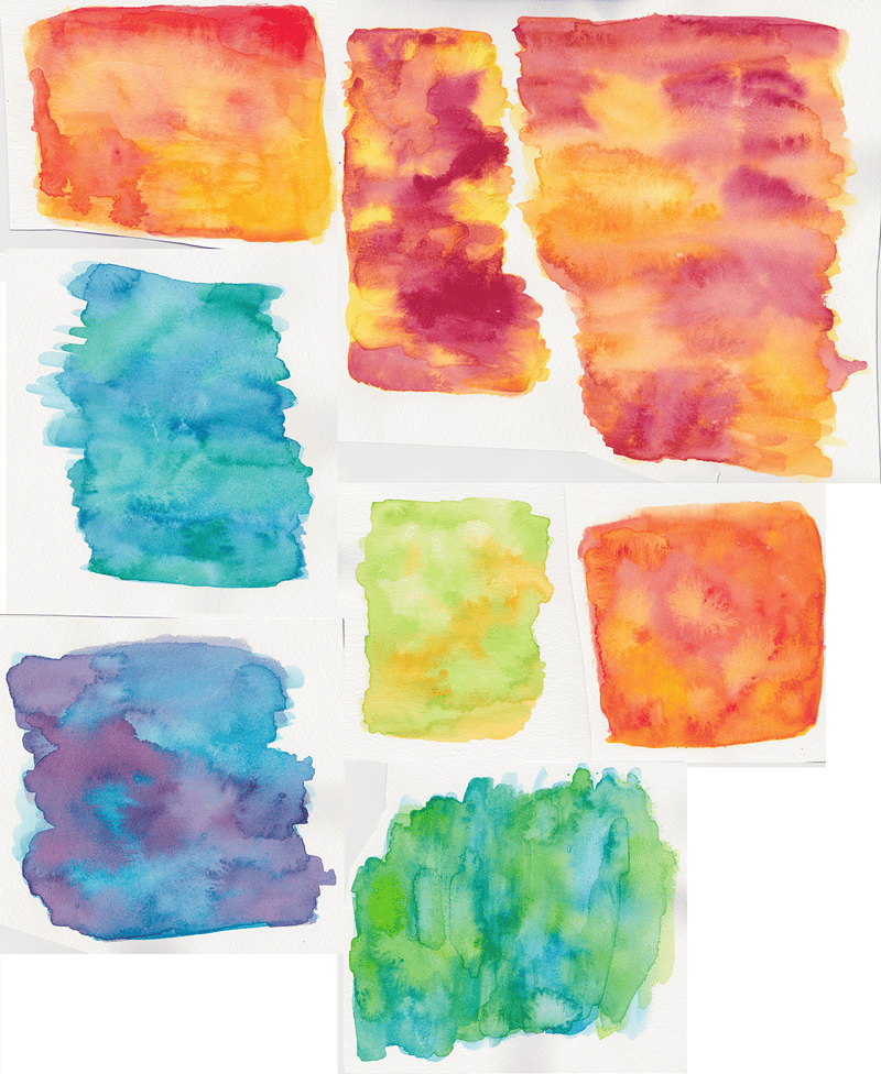 I Love Watercolors - image 4 - student project