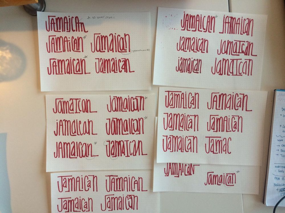 Interlocking Letters - image 1 - student project