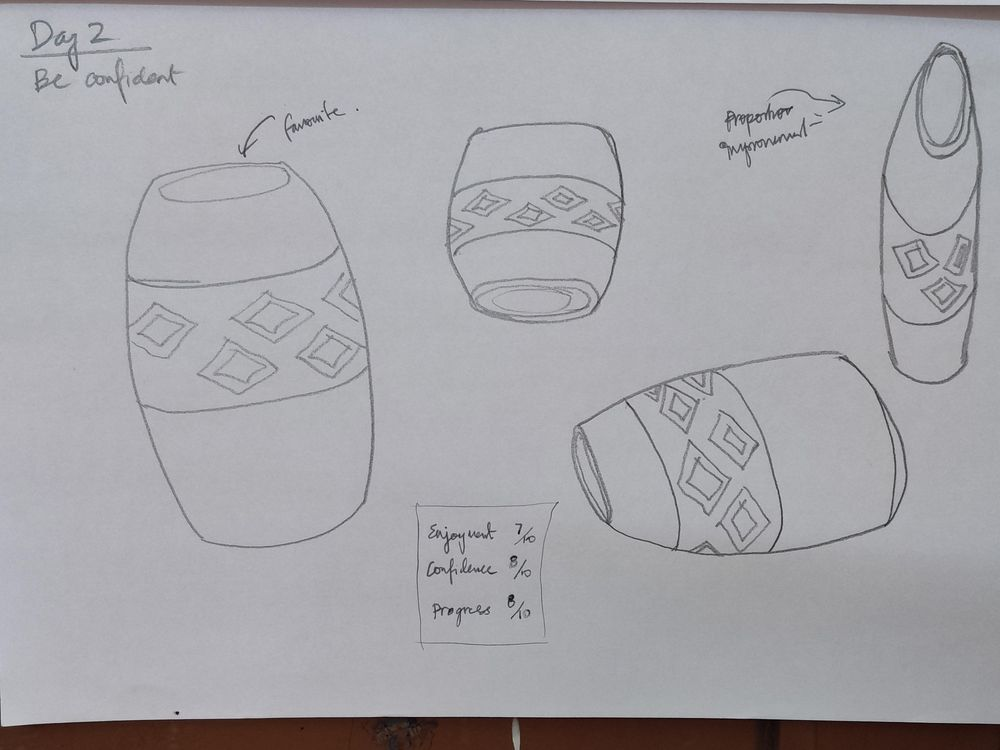 Days 1-14 (It's only Round 1, I'd like to think) - image 2 - student project
