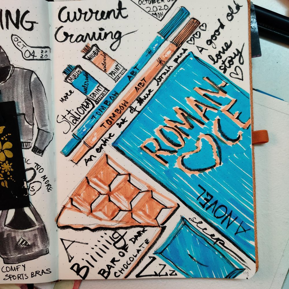14 beautiful days of self-reflection <3 - image 9 - student project