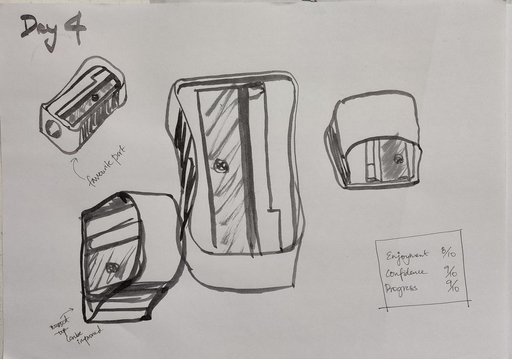 Days 1-14 (It's only Round 1, I'd like to think) - image 4 - student project