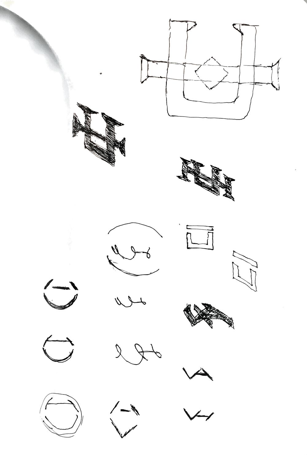 C.I. (CHUK IKÉH) Monogram - image 1 - student project
