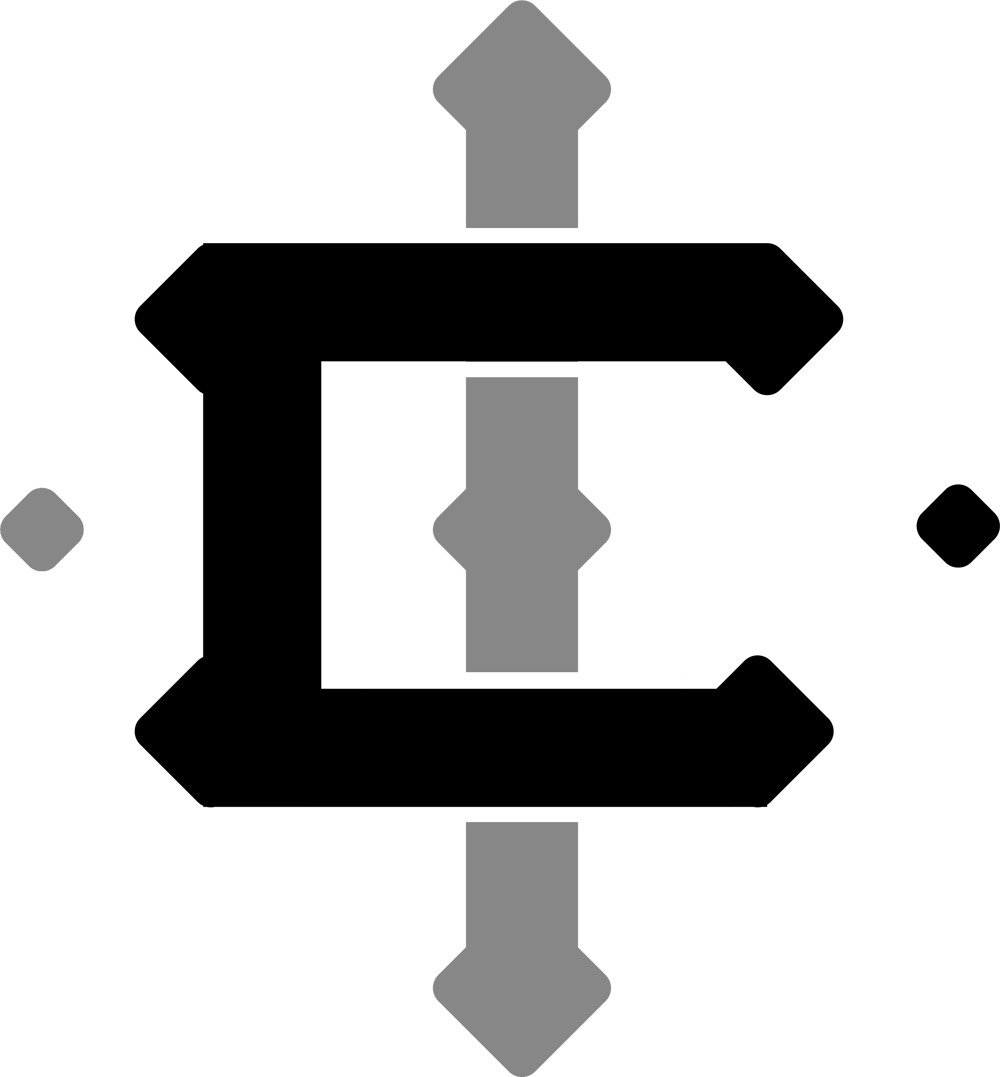 C.I. (CHUK IKÉH) Monogram - image 3 - student project
