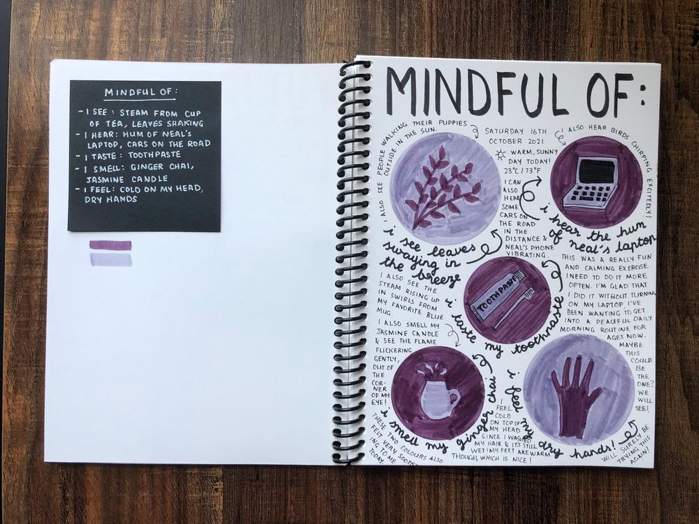 Harini's Illustrated Journal 2.0! - image 6 - student project