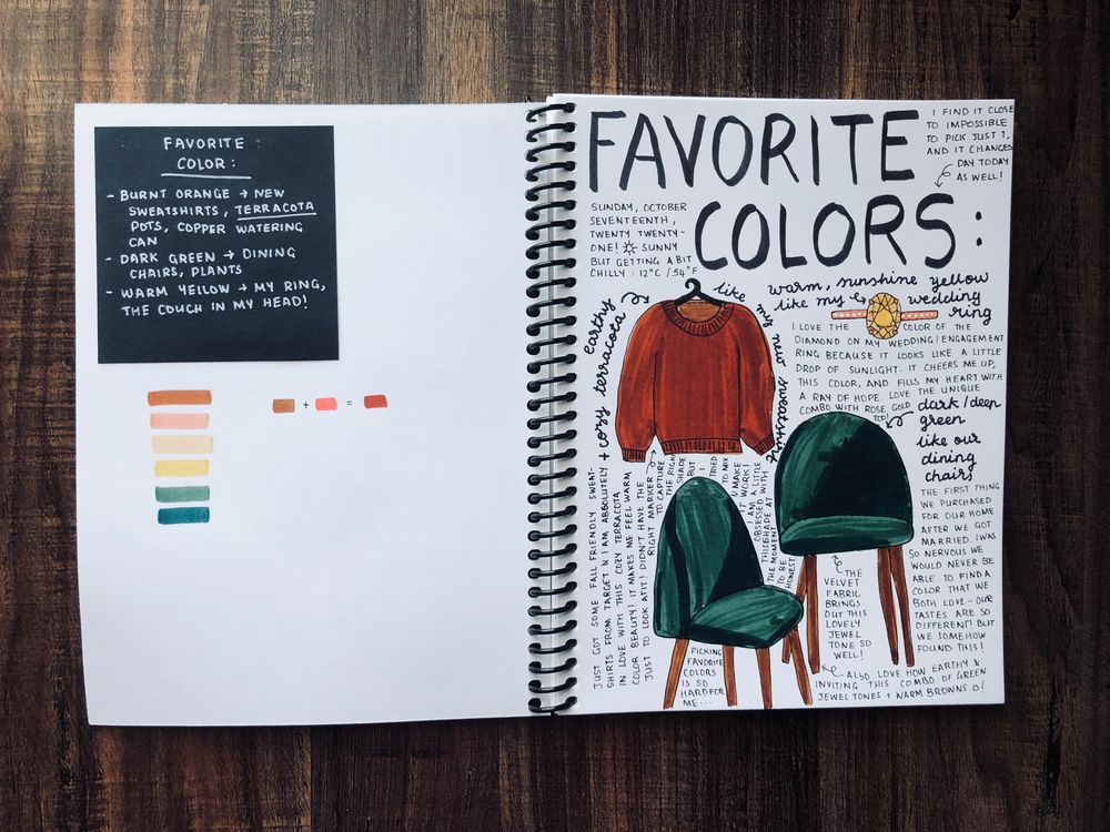 Harini's Illustrated Journal 2.0! - image 7 - student project
