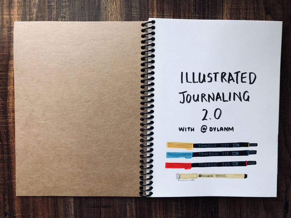Harini's Illustrated Journal 2.0! - image 1 - student project