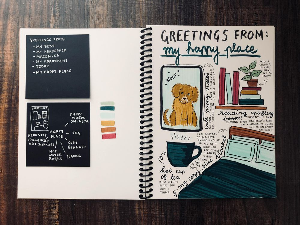 Harini's Illustrated Journal 2.0! - image 2 - student project