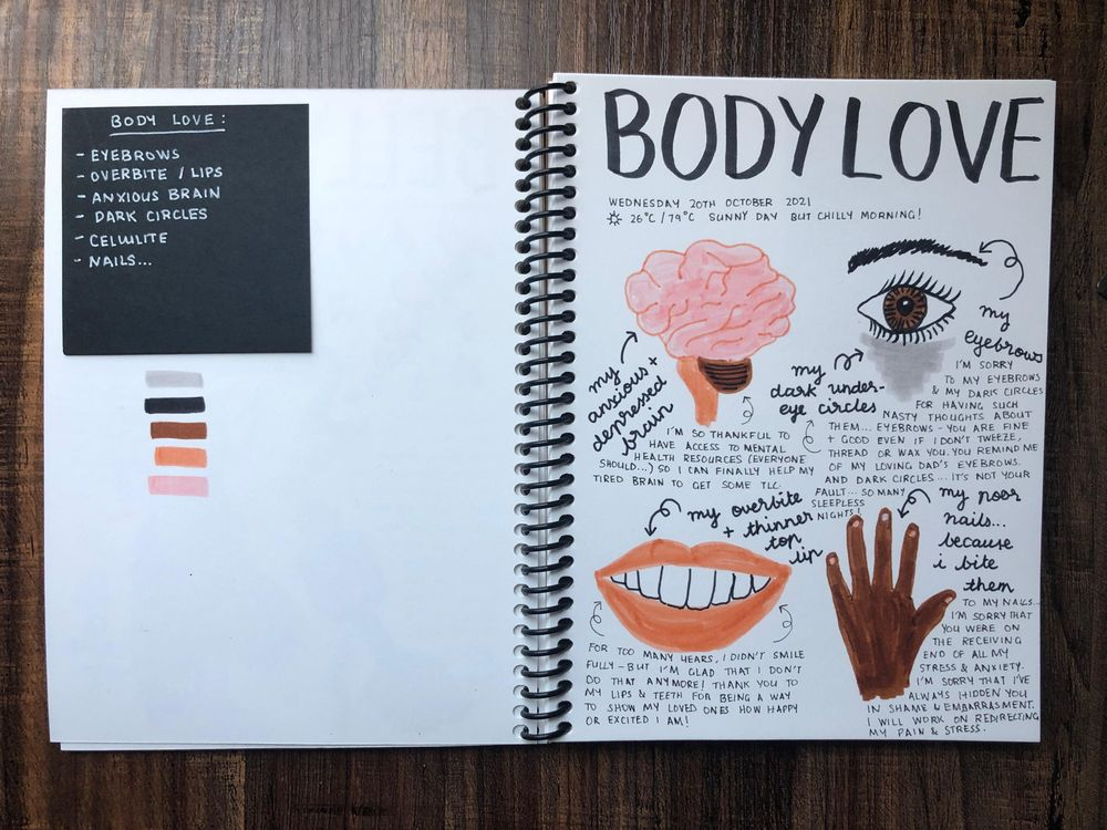 Harini's Illustrated Journal 2.0! - image 9 - student project