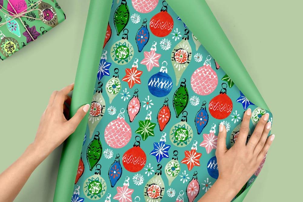 Festive Wrap - image 3 - student project