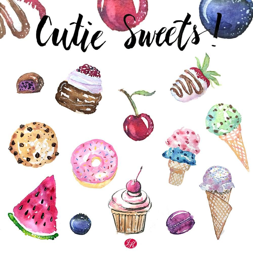 Cutie Sweets! So fun! - image 1 - student project