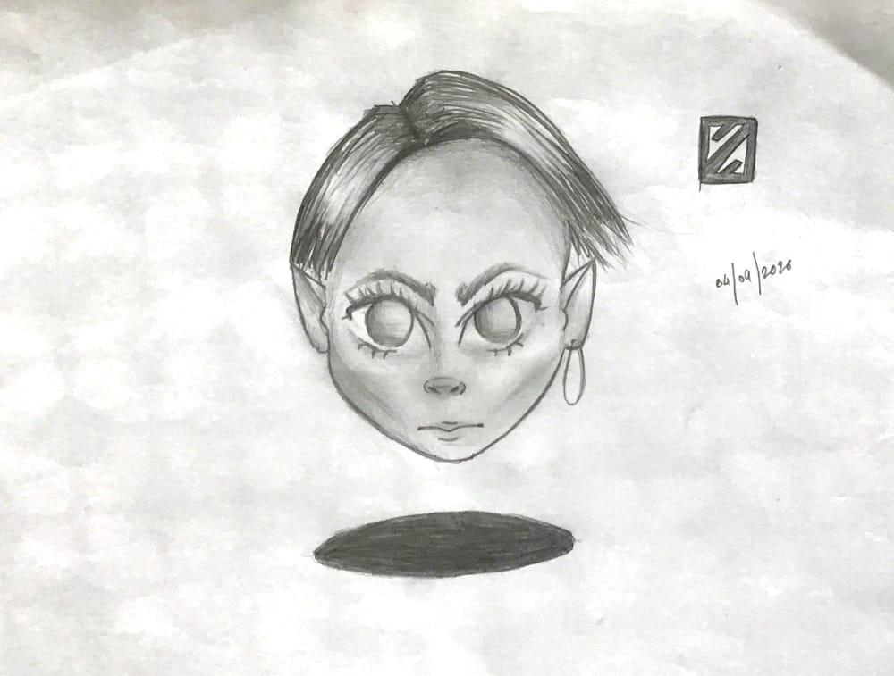 Stylised Portraits - image 1 - student project