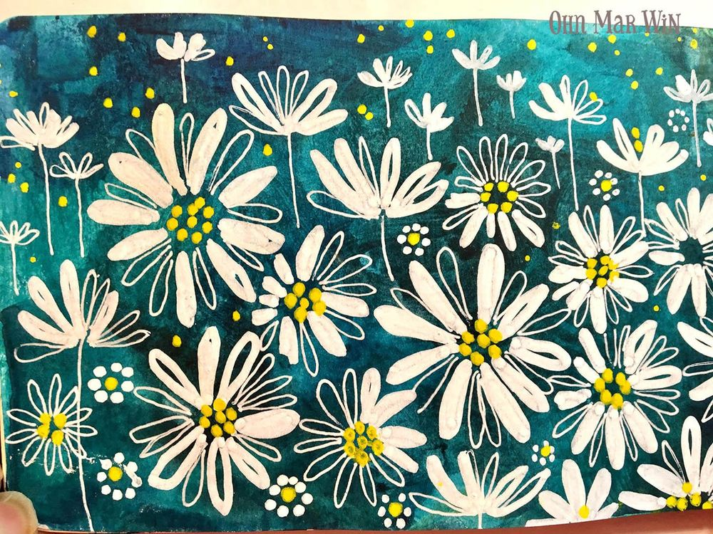 Zesty Lemons, sweet strawberries & fun florals - image 3 - student project