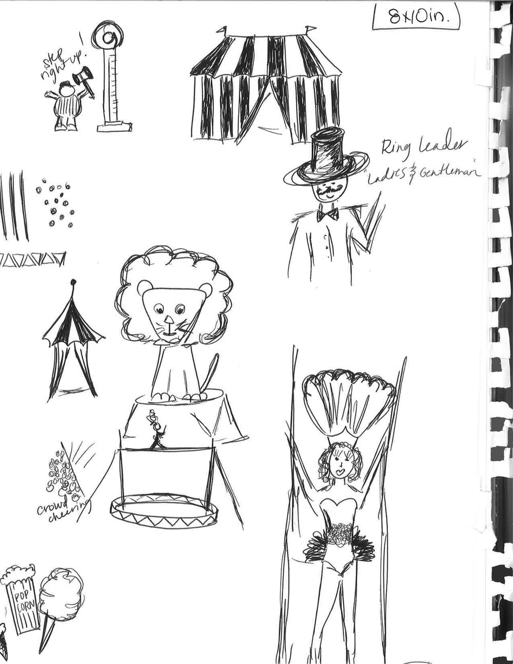 Circus Commotion - image 2 - student project