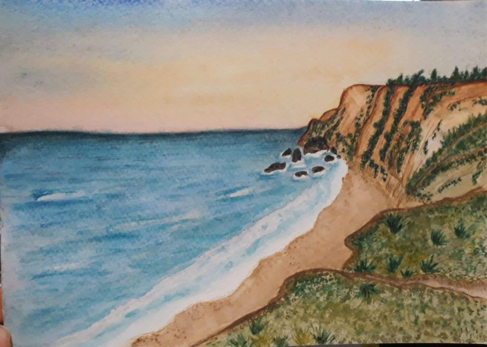 Inspirated in Algarve - image 2 - student project
