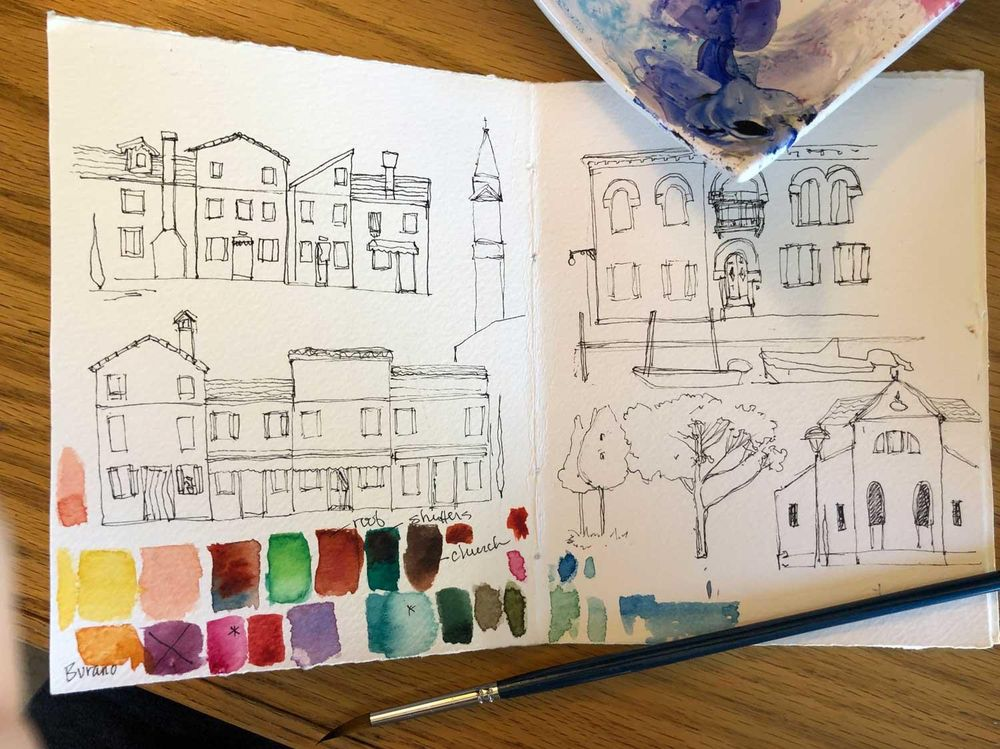 Burano, Italy - image 2 - student project