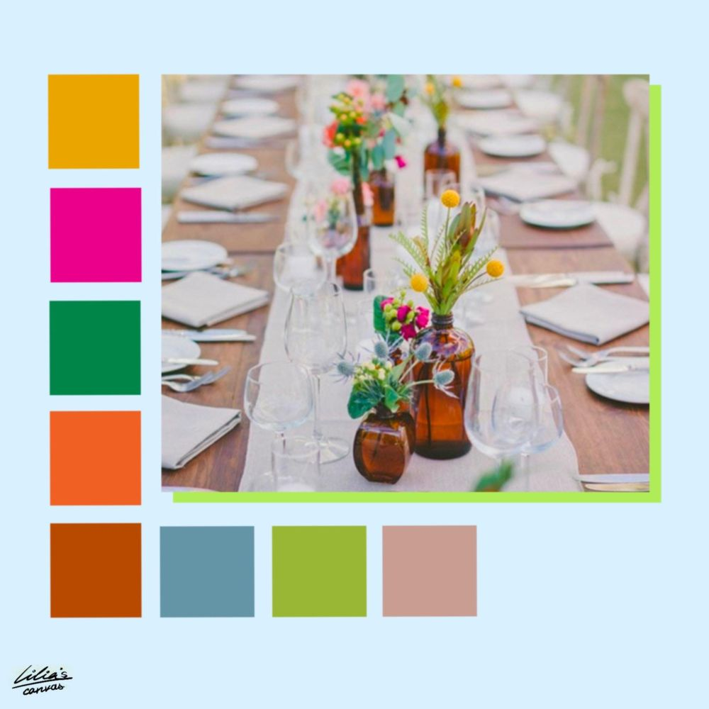 Color Pallettes Inspiration - image 5 - student project