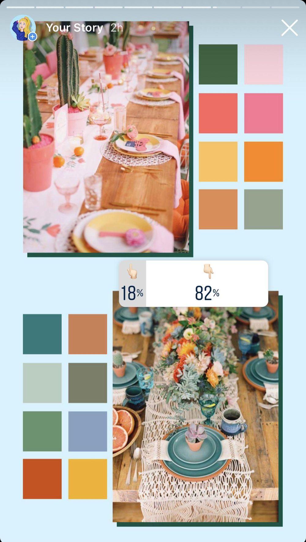 Color Pallettes Inspiration - image 17 - student project