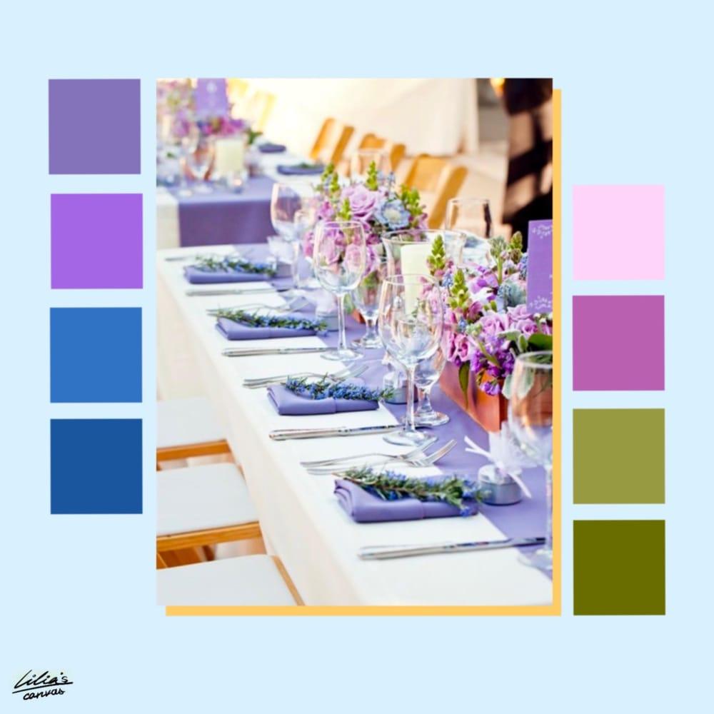 Color Pallettes Inspiration - image 1 - student project