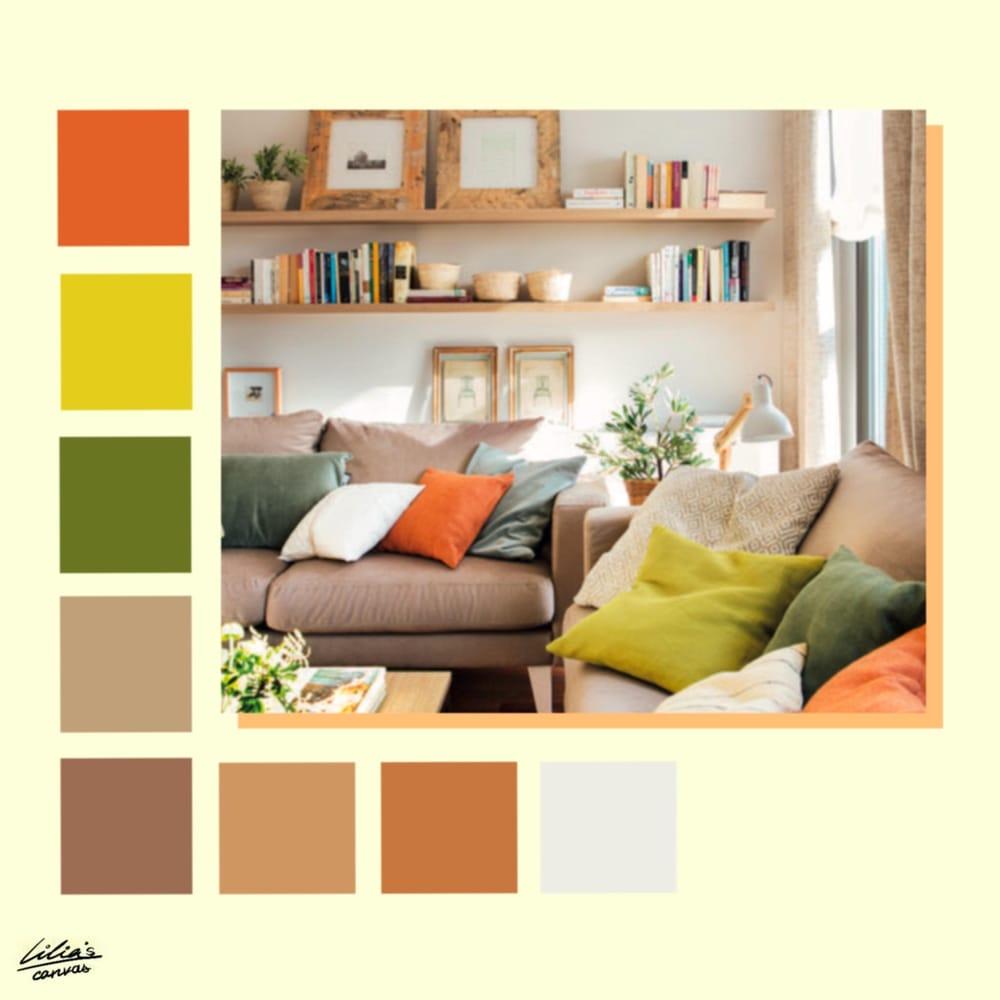 Color Pallettes Inspiration - image 11 - student project