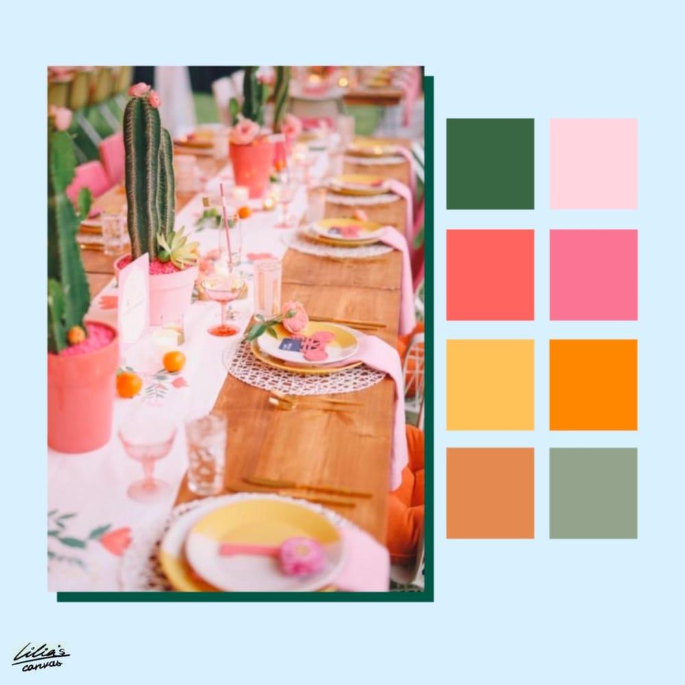 Color Pallettes Inspiration - image 4 - student project