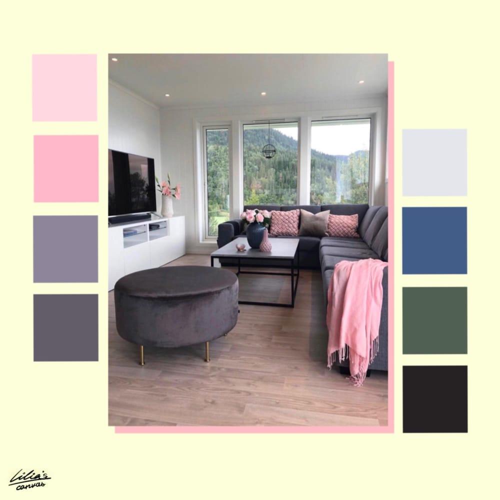Color Pallettes Inspiration - image 8 - student project
